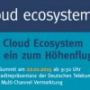 Winter Summit: Cloud-Branche diskutiert neue Vermarktungsformen in Berlin