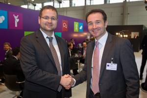 Allianzpartnerschaft Microsoft NetApp cebit2012