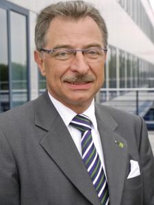 Bitkom-Präsident Prof. Dieter Kempf