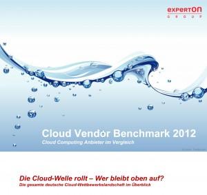 Experton Group Cloud Vendor Benchmark 2012