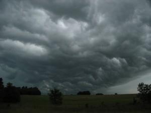 Gewitterwolken (Quelle: millicent_bystander, CC BY 2.0)