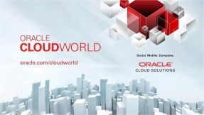 Oracle CloudWorld 2013