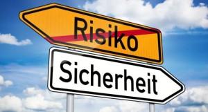 Risiko Sicherheit Datenschutz