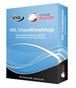 VXL Cloud Desktop - Packshot