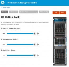 HP Helion Rack