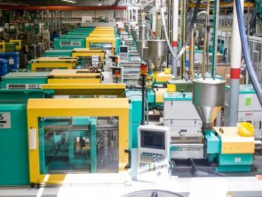 Kunststoff-Spritzgussmaschine